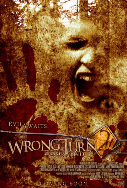 Wrong Turn 2: Dead End /Погрешен завой 2: Без изход (2007)